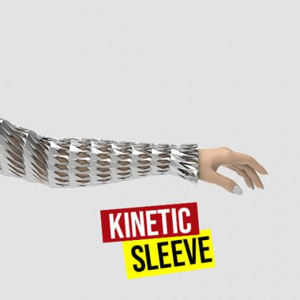 Kinetic Sleeve Grasshopper3d Definition Pufferfish Plugin