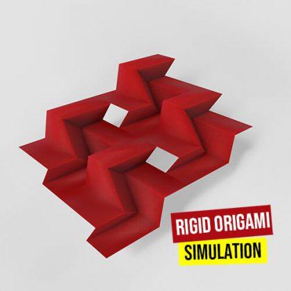 Rigid Origami Simulation Grasshopper3d Definition Crane Plugin