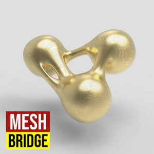 Mesh Bridge Grasshopper3d Definition Weaverbird Plugin