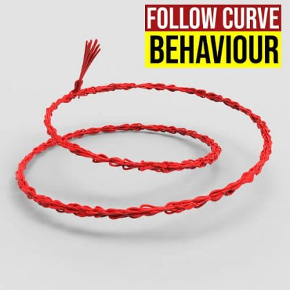 Curve Agents Grasshopper3d Definition Zebra Plugin