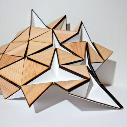 Origami Deployable Shelters