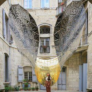 Parametric Butterfly
