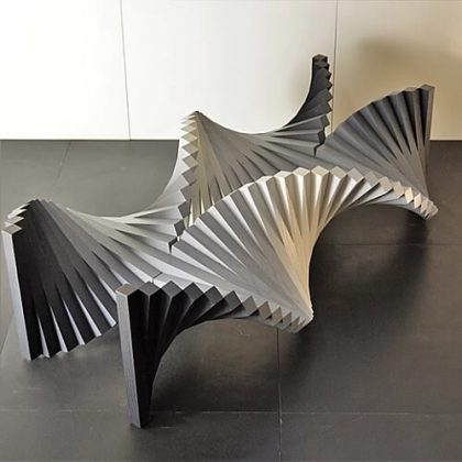 Twist Parametric Table