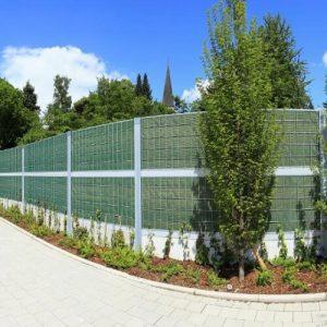 design of noise barrier