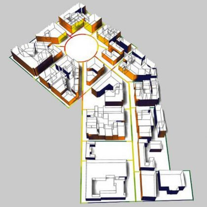 Visibility Analysis for 3D Urban Environments