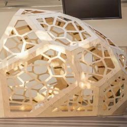 Parametric design in architectural education