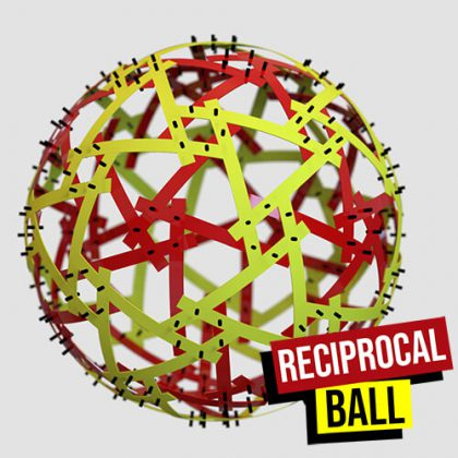 Reciprocal Ball Grasshopper3d Definition