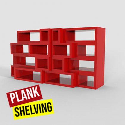 Plank Shelving Grasshopper3d Definition