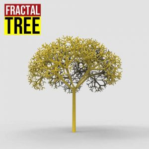 Fractal Tree Grasshopper3d Definition