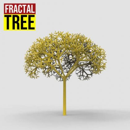 Fractal Tree Grasshopper3d Definition