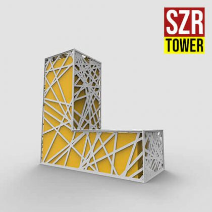 SRZ Tower Grasshopper3d Definition Parametric Facade