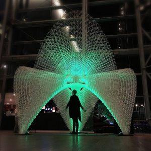 Daedalus 3D Printed Pavilion