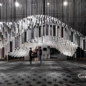 Stand Alumilux Parametric Installation