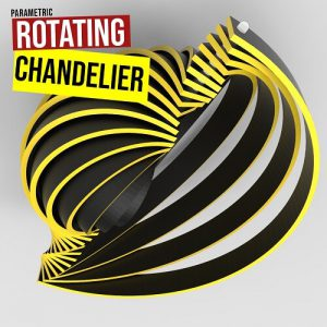 Shell Chandelier Grasshopper3d Definition