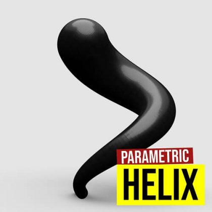 Parametric Helix Grasshopper3d Tutorial