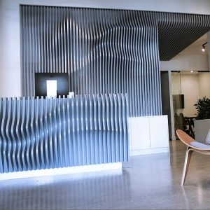 Parametric Interior Design