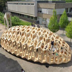 Bionic Pavilion