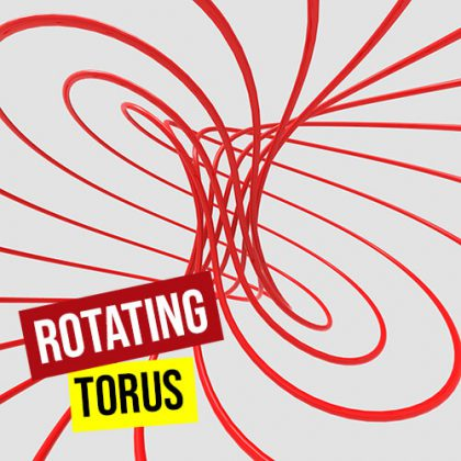 Rotating Torus Grasshopper3d Definition Lunchbox Plugin
