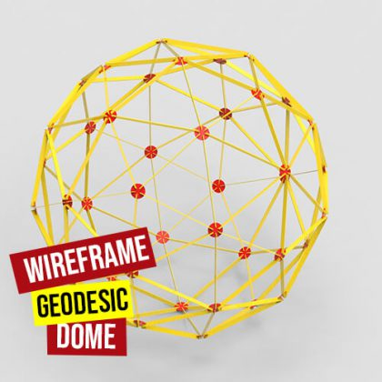 Geodesic Dome Nodes Grasshopper3d Definition