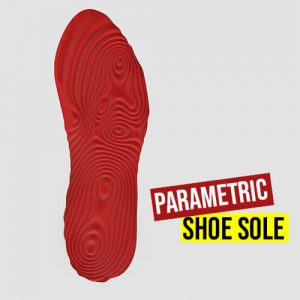 Parametric Shoe Sole Grasshopper3d Definition