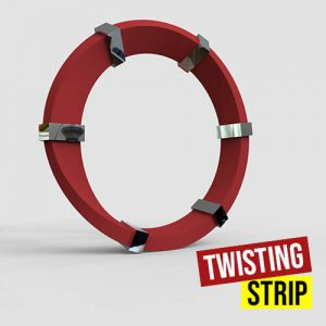 Twisting Strip Grasshopper3d Definition Pufferfish plugin