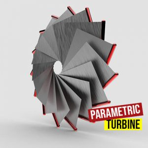 Parametric Turbine Grasshopper3d Definition