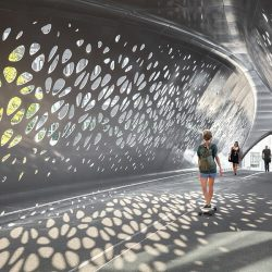 Optimization of Patterned Structures