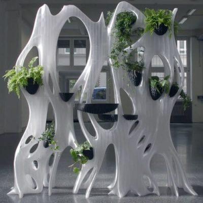 3D Printed Eco Wall