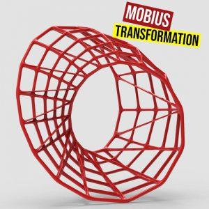 Mobius Transformation Grasshopper3d Definition Kangaroo Weaverbird Plugin