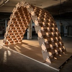 Stereotomy, a Material System