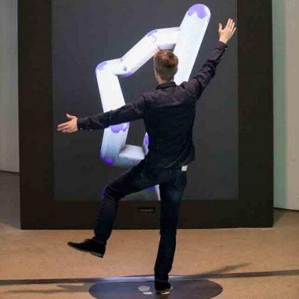 Future You Interactive Installation