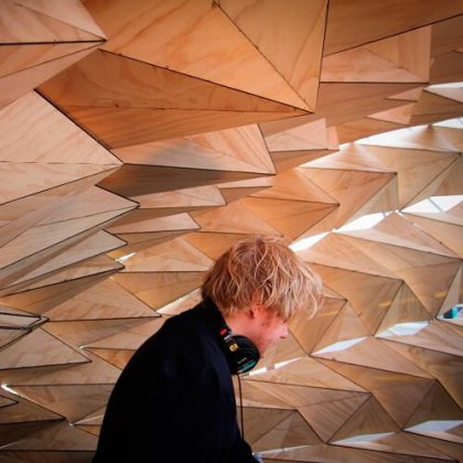 Changing space and sound: parametric design
