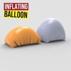 Inflating Balloon Grasshopper3d Definition Kangaroo Weaverbird plugin