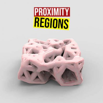Proximity Regions Grasshopper3d Definition Dendro Plugin
