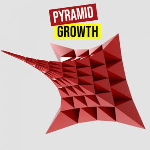 Pyramid Growth Grasshopper3d Definition Lunchbox Anemone Plugin