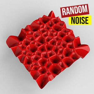 Random Noise Grasshopper3d Definition Weaverbird plugin