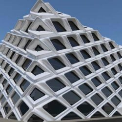 Re-Skinning: Design and Fabrication of Facade