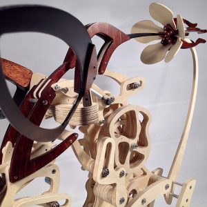 Colibri Kinetic Sculpture