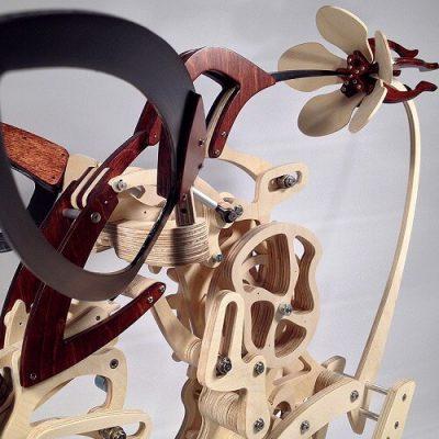Colibri Kinetic Sculpture