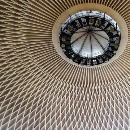 Slender Concrete Shells Fabrication