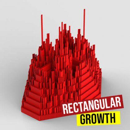 Rectangular Growth