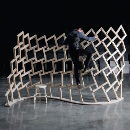 Spatial Timber Assembly