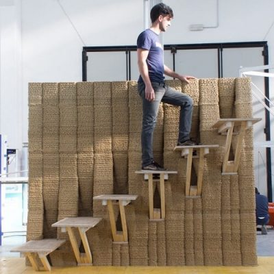 3D Printed Staircase