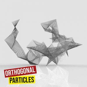 Orthogonal Particles Grasshopper3d Anemone
