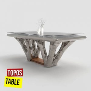 tOpos Table Grasshopper3d