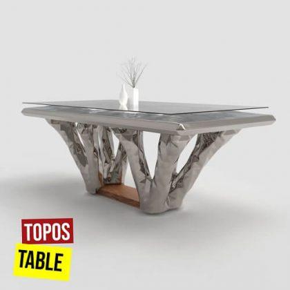 tOpos Table Grasshopper3d