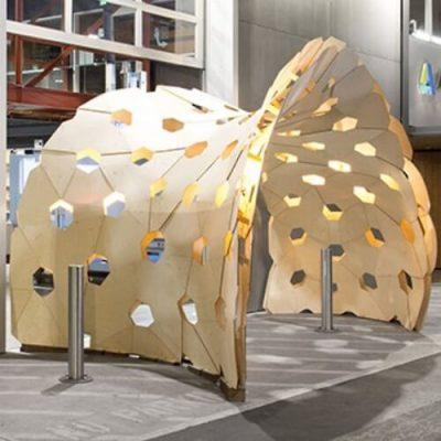 Bend9 Pavilion