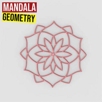 Mandala Geometry Grasshopper3d