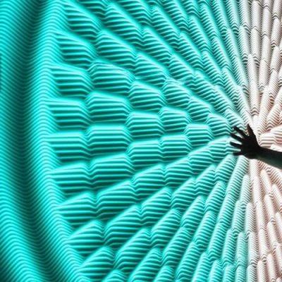 3D Textured Walls