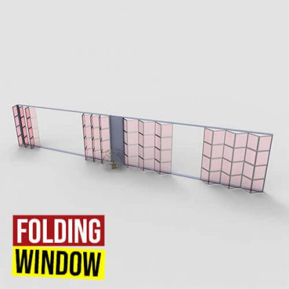 Folding Window Grasshopper3d